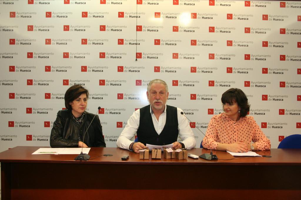 Uesca impulsa una campaña para atraer visitantes de Zaragoza en la Cincomarzada