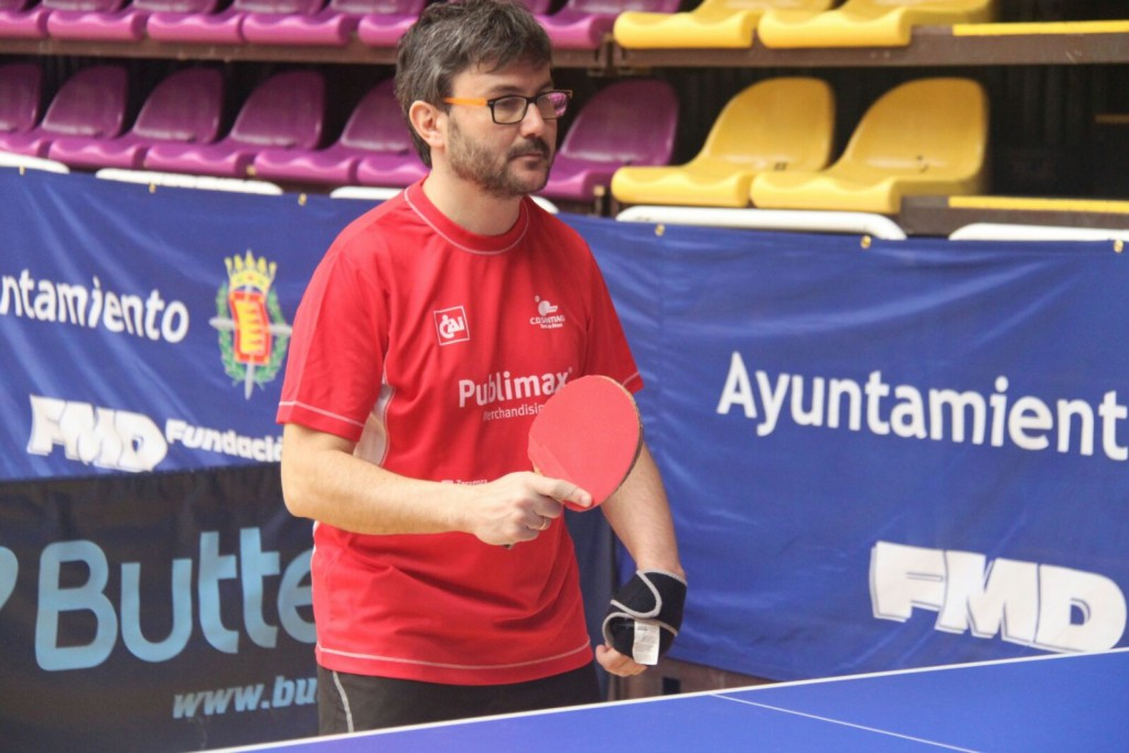 Nueva oportunidad para el Publimax CAI Santiago en las ligas de tenis de mesa