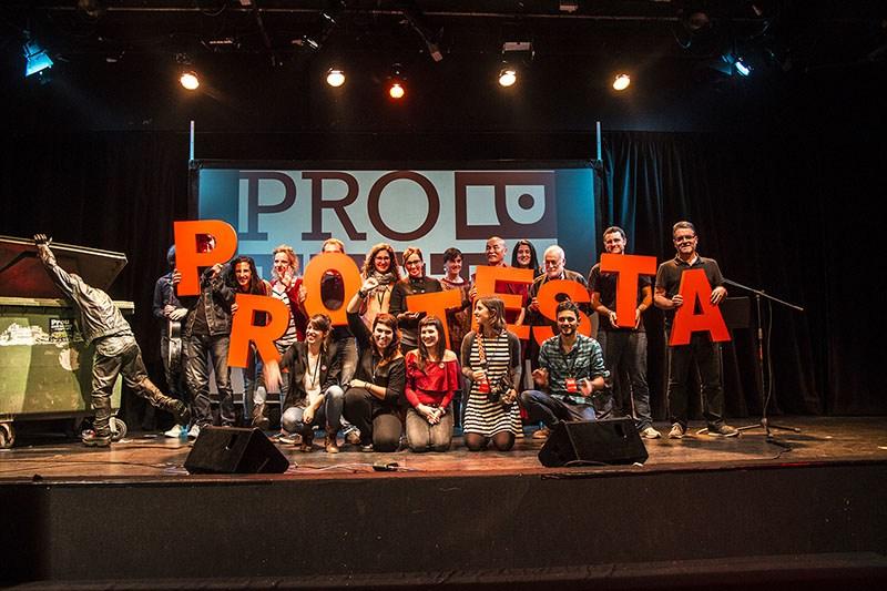 Se abren las inscripciones de la 5ª edición del festival de cine Protesta