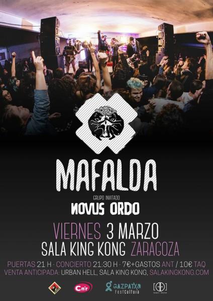 Mafalda Zgz 3M CNR