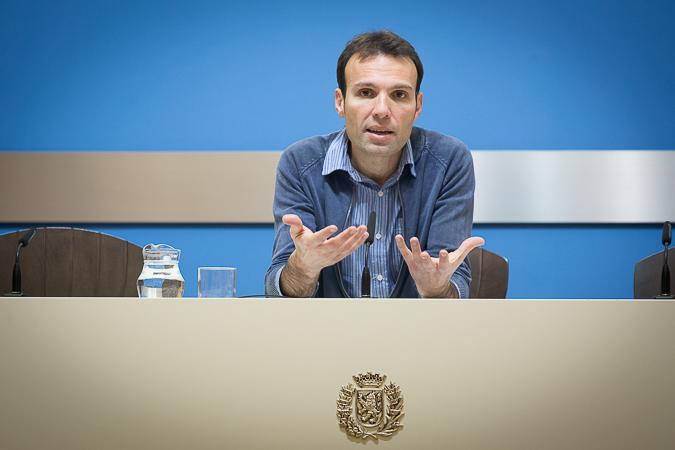 Zaragoza en Común exige una gestión pública y transparente del agua en el seno de Ecociudad