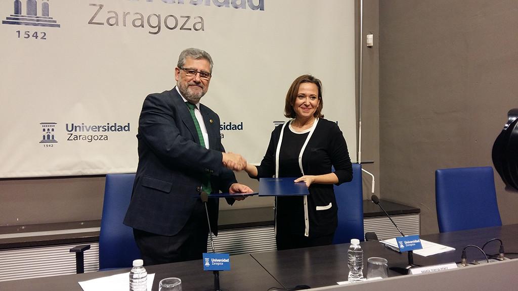 """Mayte Pérez destaca el papel de las lenguas como """"nexo de unión y reconocimiento de la historia de Aragón"""""""