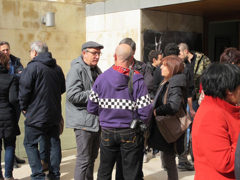 Alcanyiz recoge más de 500 kilogramos de alimentos para su envío a Grecia