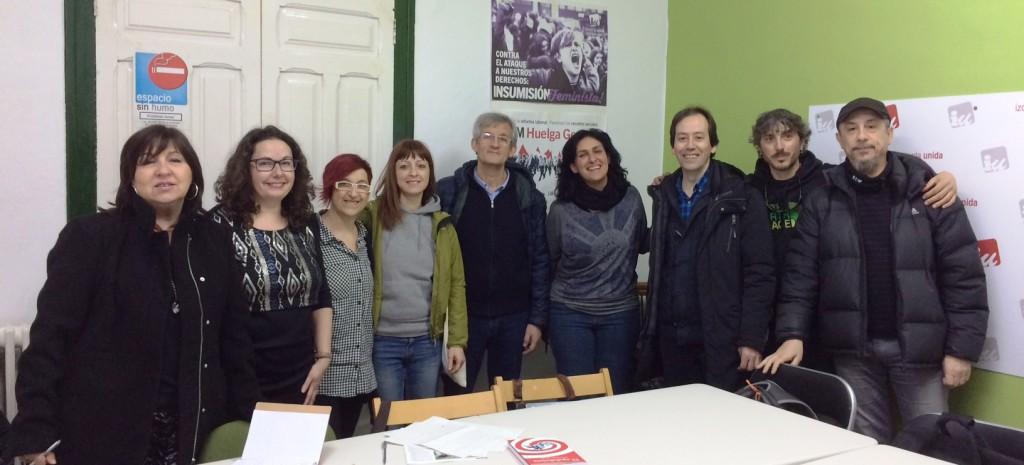 Diversas organizaciones de Teruel se suman a la campaña por la gestión pública del agua