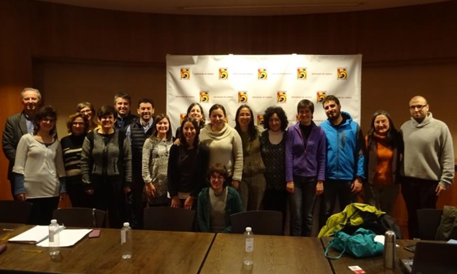 Un nuevo prochecto dinamizará as iniciativas alimentarias locals y sostenibles en o Pireneu y Somontano aragonés