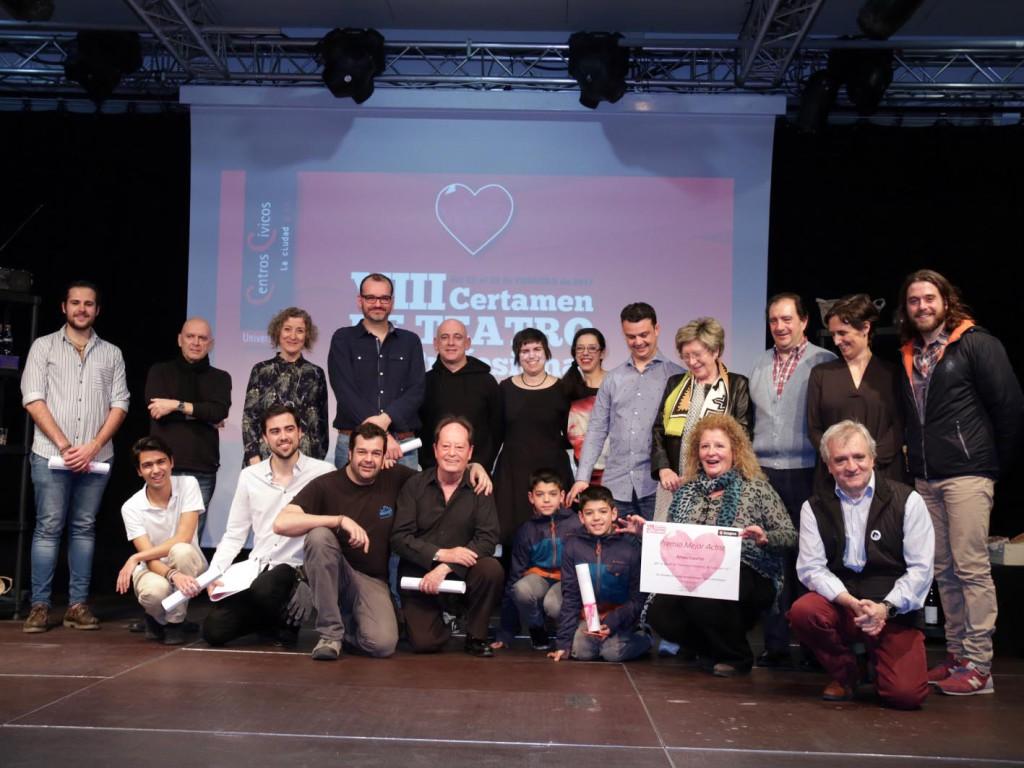 Abierto el plazo para la presentación de obras al IX Certamen de Teatro no Profesional