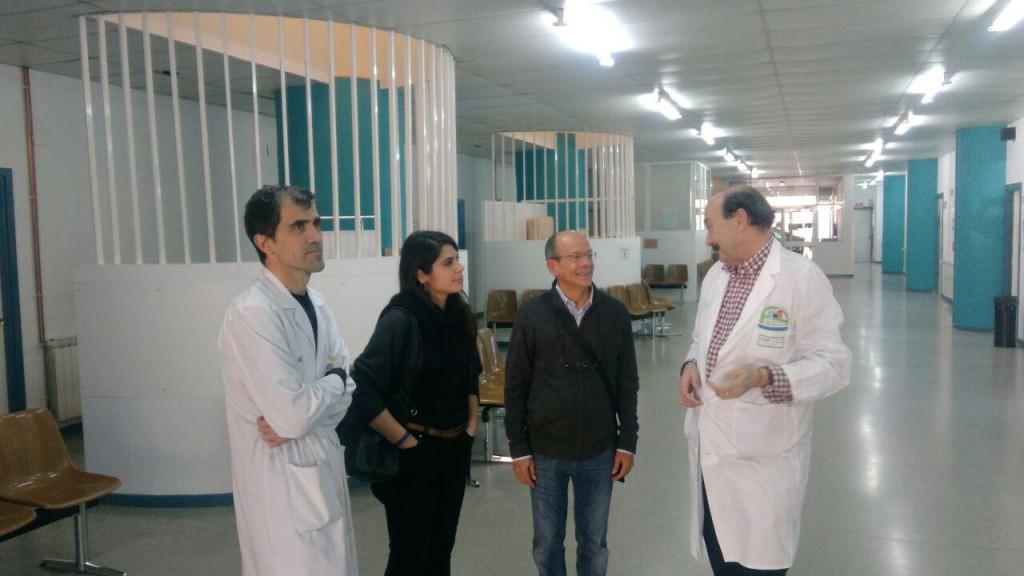 Podemos Aragón considera prioritaria la construcción de un nuevo centro de salud en Binéfar
