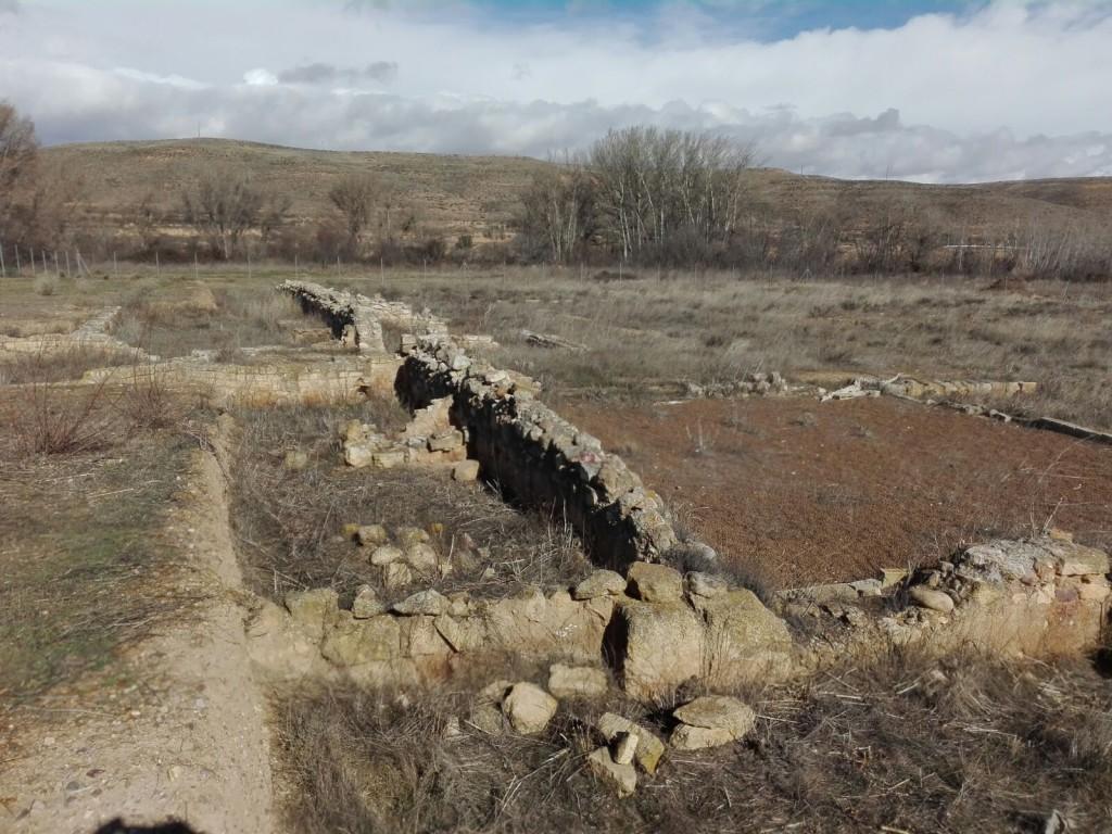 La villa romana de la Malena cobra protagonismo durante las II Jornadas Azuarinas de Patrimonio