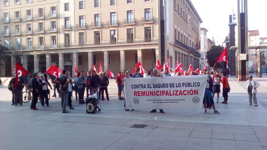 CGT Aragón aplaude la decisión de municipalizar el Servicio de Atención Telefónica del 010