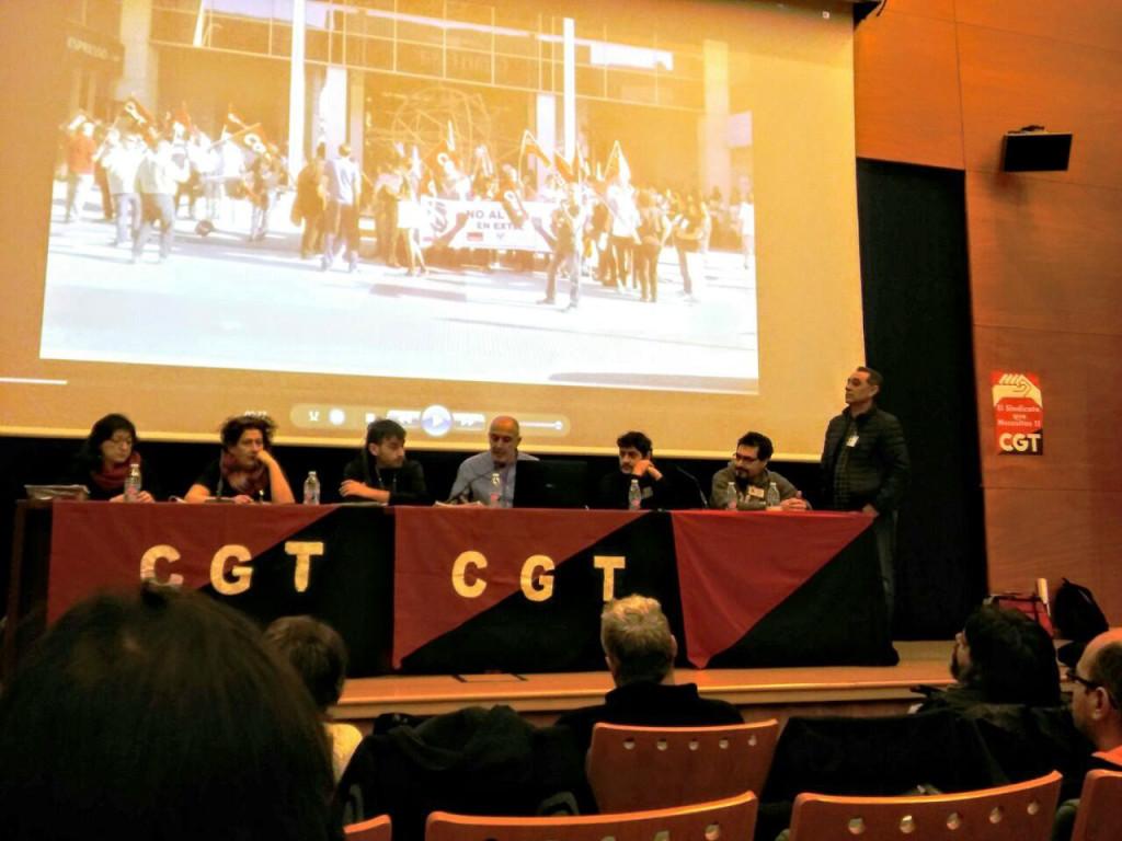 """José Manuel Muñoz Póliz, Secretario General de CGT: """"Hay que seguir adelante con la remunicipalización"""""""