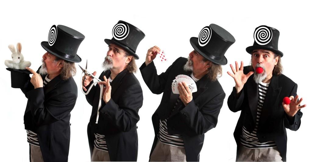 La magia de Gustavo Otero y el espectáculo de hipnosis de Toni Pons llegan a El Sótano Mágico