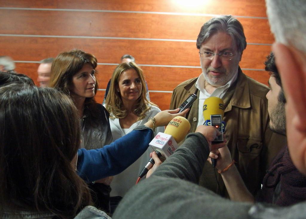 Más de 400 militantes asisten a la Asamblea Abierta de PSOE Zaragoza Norte