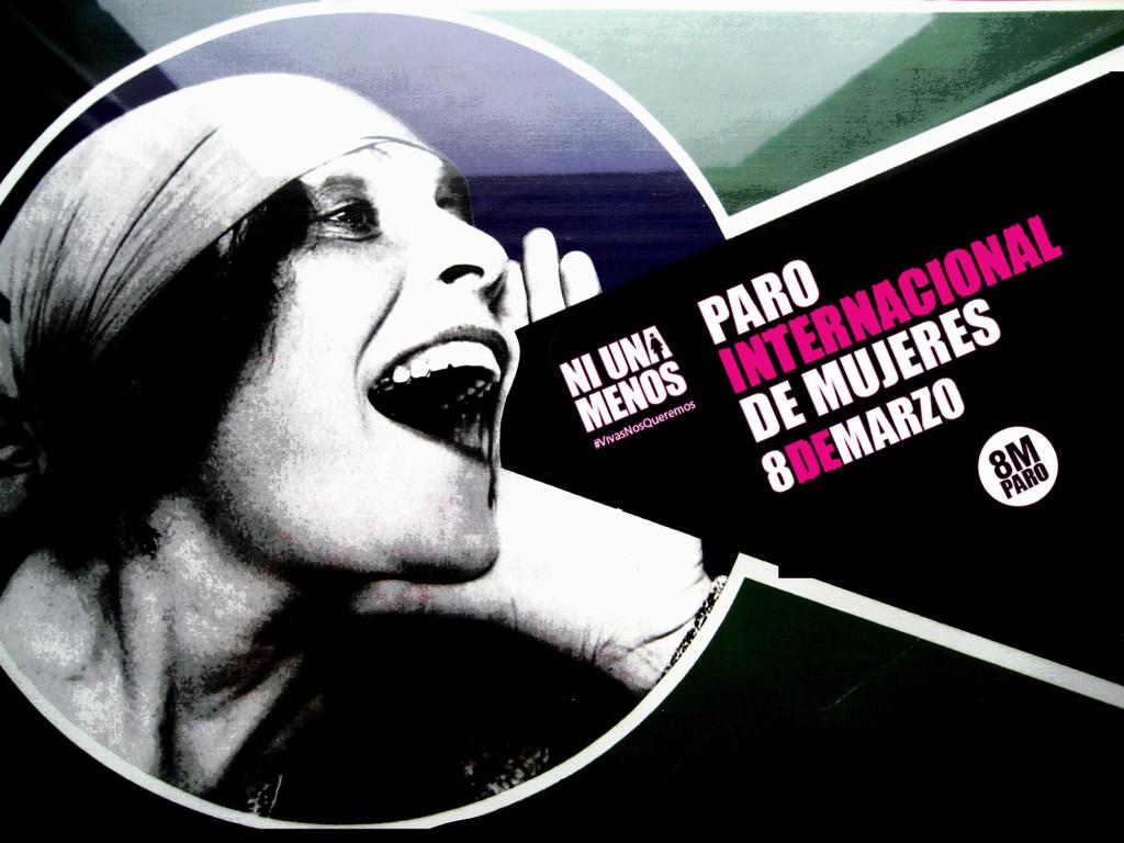 El Aragón feminista se suma al Paro Mundial de Mujeres y a diversos actos por el 8 de Marzo