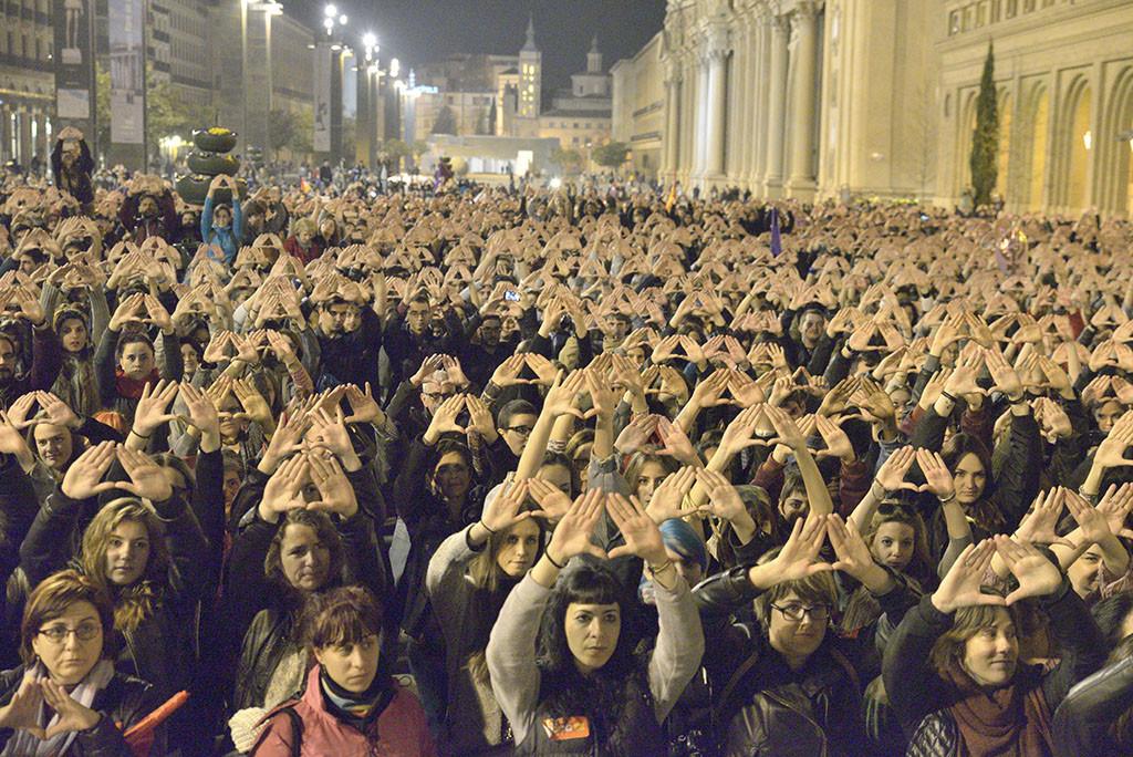 Aragón sale a la calle el 8 de marzo
