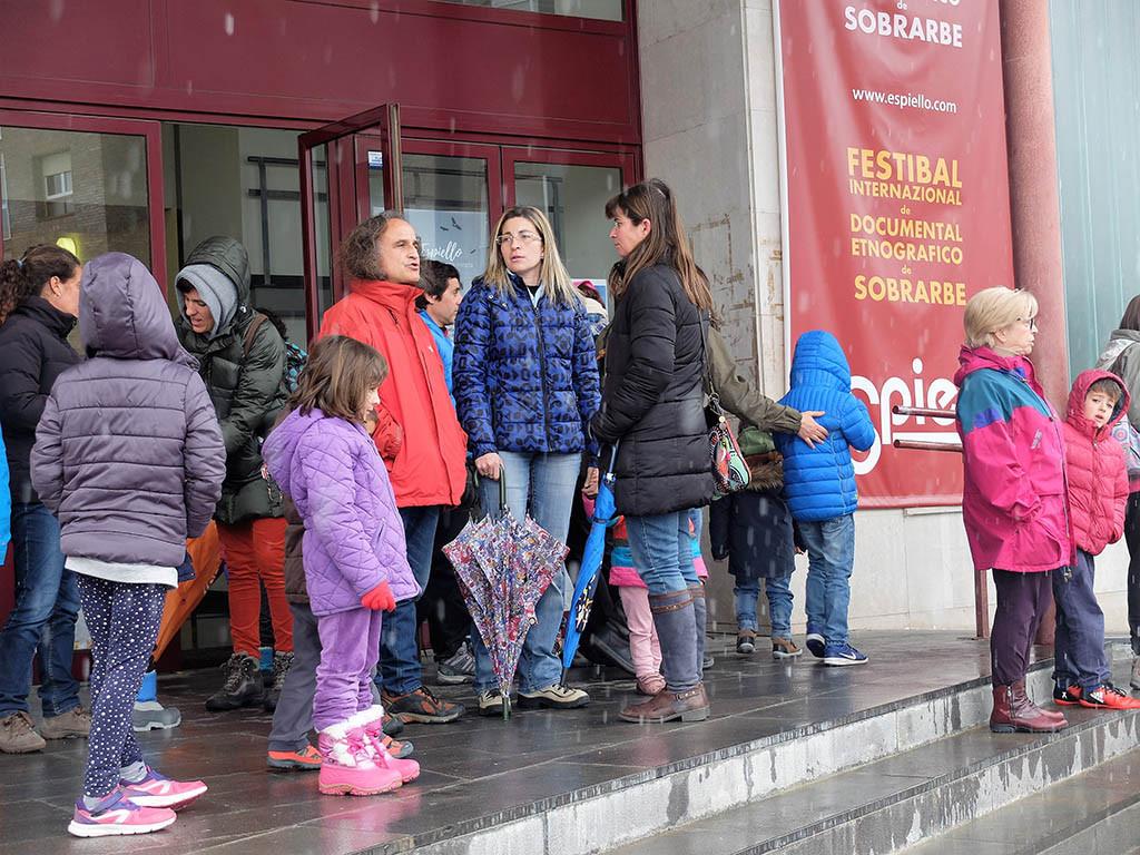 Jornada histórica en Espiello, que bate récord de público en el festival