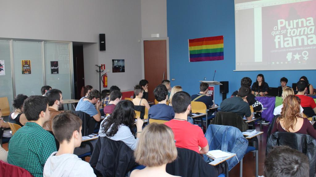 Purna organiza en Zaragoza las jornadas LGTB 'Quememos el armario'