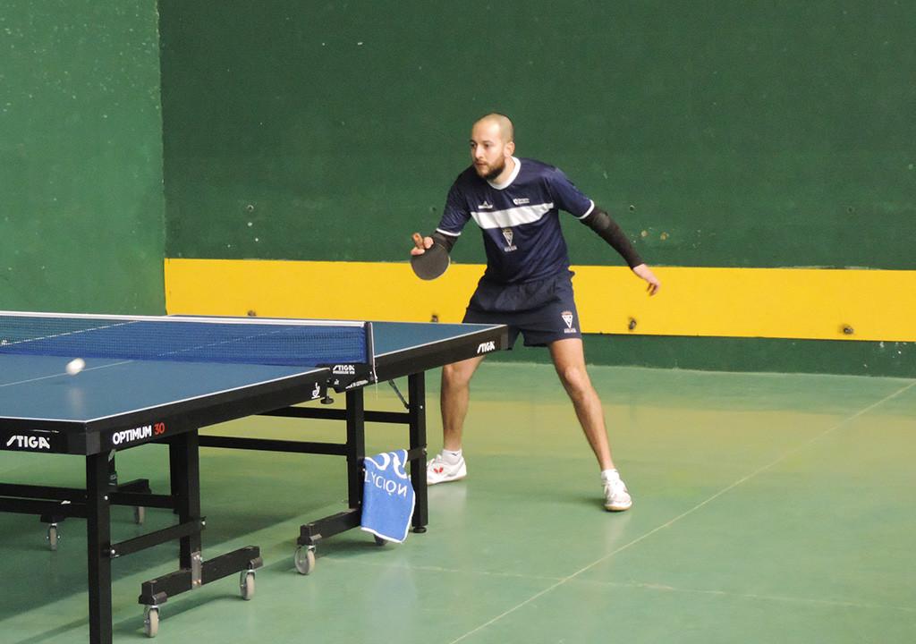 Helios de División de Honor de tenis de mesa recibe al Maristas Huelva, esperando continuar con la racha de victorias