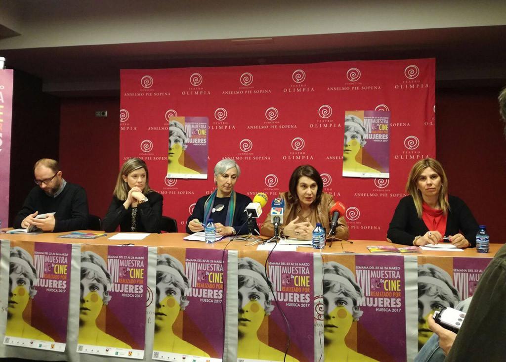 La XVII Muestra de Cine realizado por mujeres de Uesca se celebra del 22 al 26 de marzo