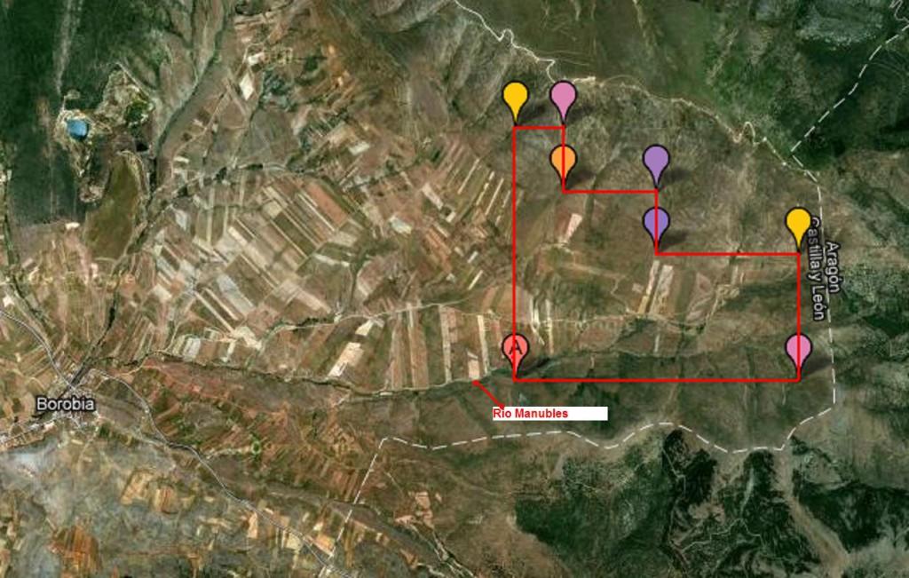 La Mina de Borobia verá reducida su superficie de explotación a poco más de un tercio