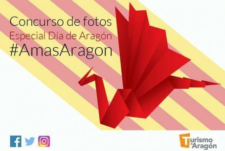El Departamento de Turismo pone en marcha el concurso de fotos #AmasAragon – Especial Día de Aragón