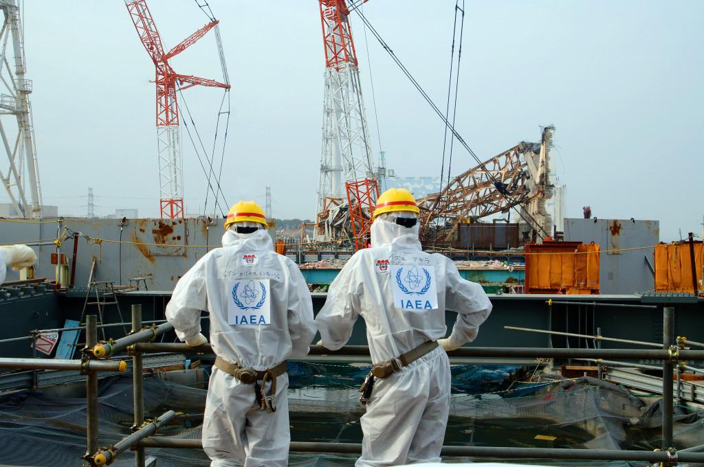 Recuerda Fukushima: tiempo para desenchufar la energía nuclear