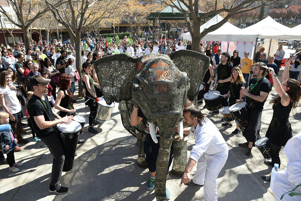 Harinera ZGZ celebra su primer aniversario con una jornada festiva repleta de actividades para todos los públicos