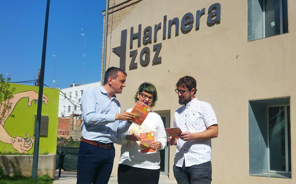 Harinera ZGZ celebra un año de gestión cultural comunitaria
