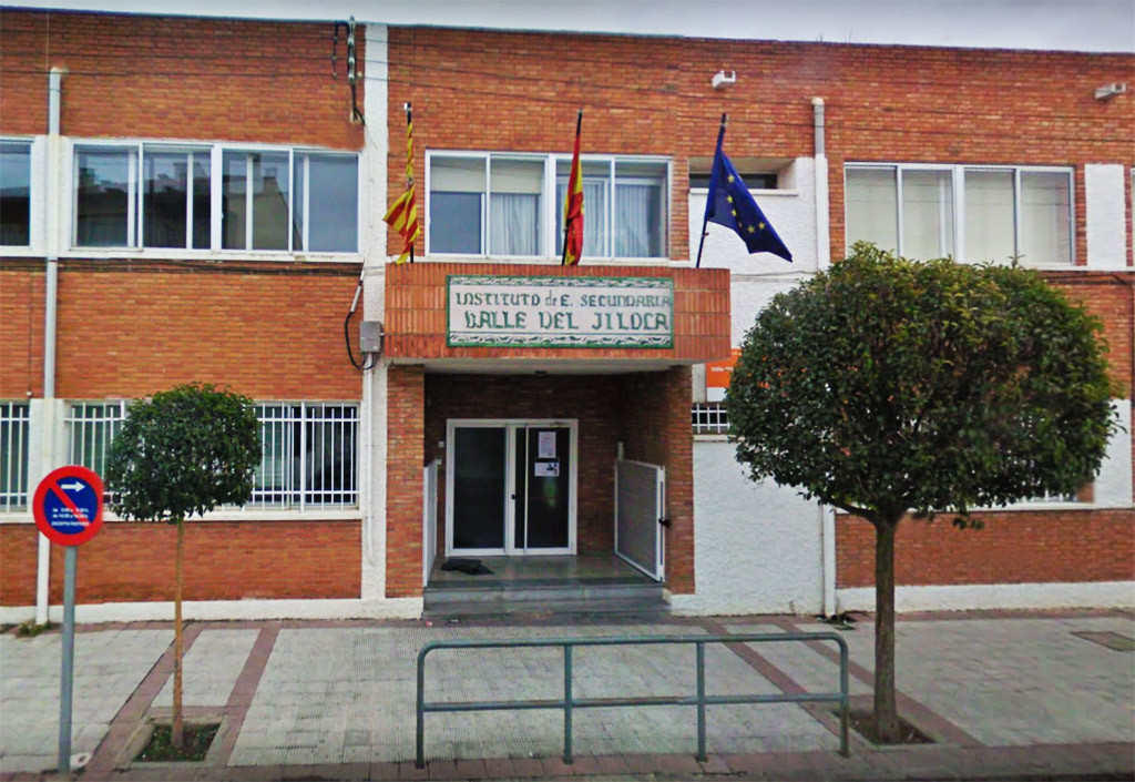 Clase de aragonés en el IES Valle del Xiloca