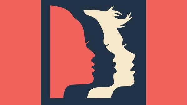 Cartel Marcha de Mujeres contra Trump, Washington.