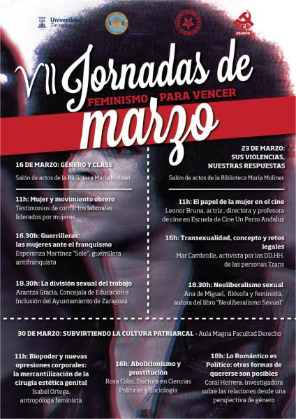 JORNADAS-MARZO UJCE ARAGON