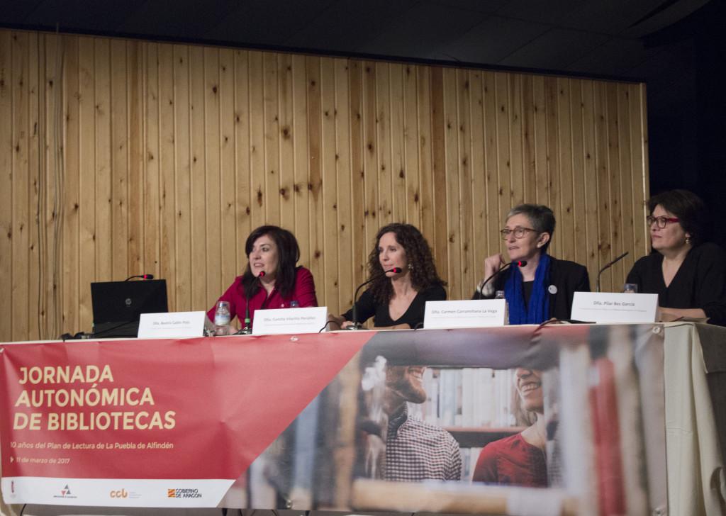 La Puebla de Alfindén acoge la Jornada '10 años del Plan de Lectura Municipal'