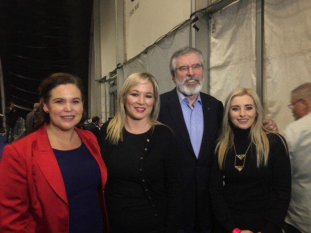 Resultado histórico del Sinn Féin en el norte de Irlanda