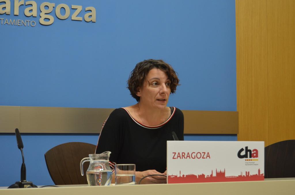 CHA propone crear el Área Metropolitana de Zaragoza para cerrar el mapa comarcal de Aragón