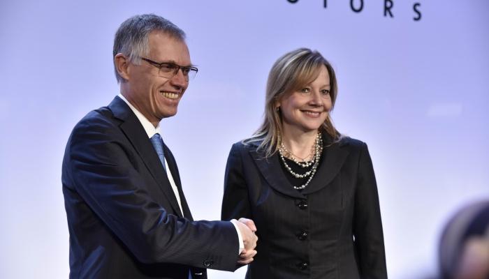 PSA compra Opel por 2.200 millones de euros