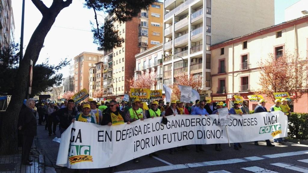 Izquierda Unida apoya la movilización para reclamar más fondos para el desarrollo rural