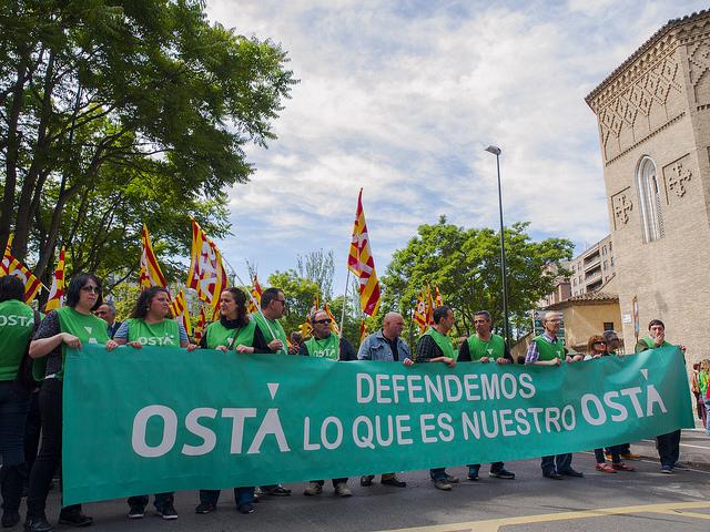 Alberto Navarro Bayo elegido como Responsable de la Federación de Servicios y Afines de OSTA