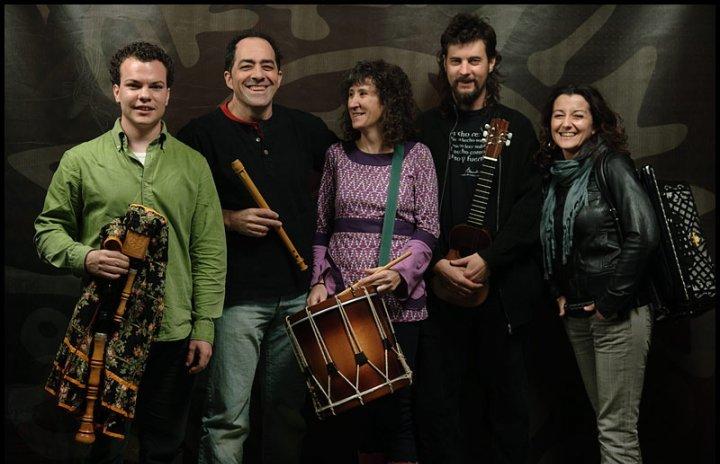 En marcha la undécima edición de la Trobada de Gaita de Boto L'Almozara Folk