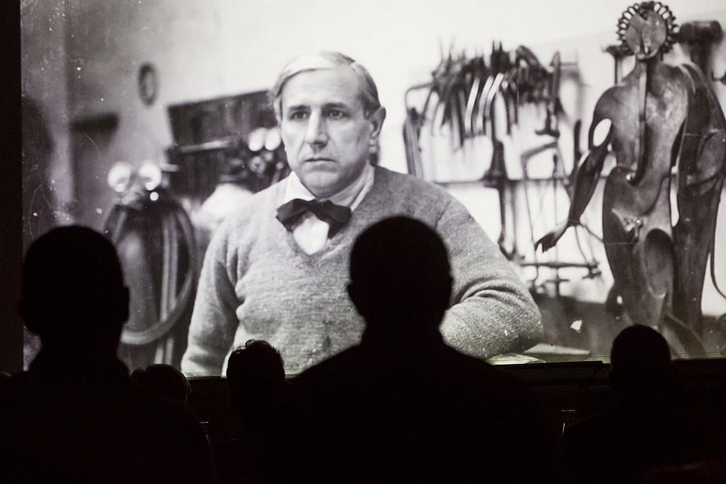 """""""Pablo Gargallo. La escultura luminosa"""", un documental para conocer mejor al gran artista aragonés"""