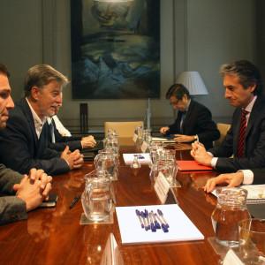 El Ayuntamiento de Zaragoza y Fomento acuerdan la cesión de la Avenida de Cataluña