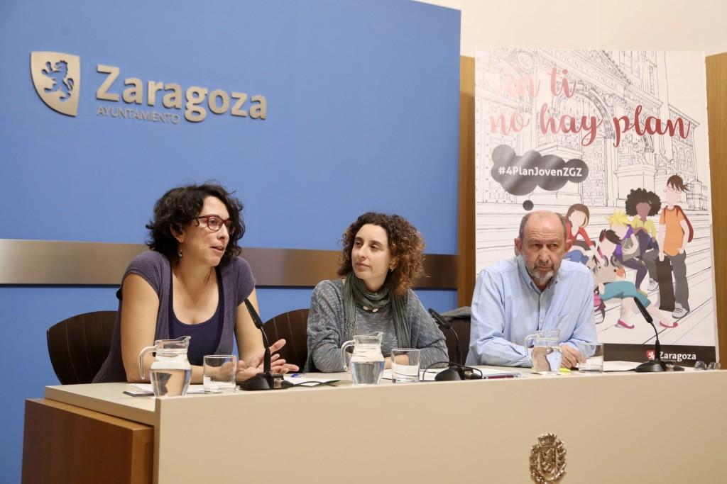 El Ayuntamiento de Zaragoza impulsa la elaboración del IV Plan Joven