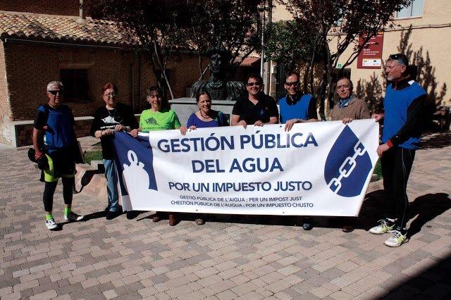 Las graves consecuencias del impuesto del agua en la economía de los aragoneses