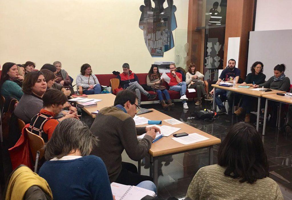 La plantilla de Casas de Juventud y PIEEs de Zaragoza continúa reclamando unas condiciones dignas de trabajo