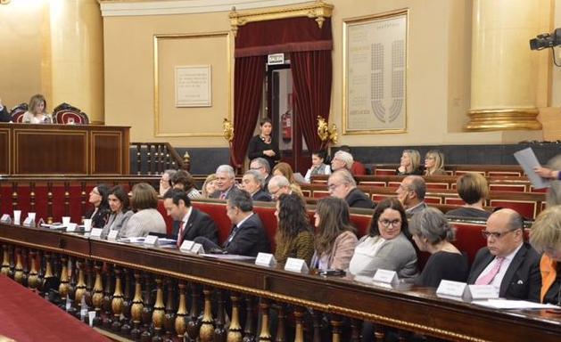 El Gobierno de Aragón reclama la convocatoria de la Comisión Sectorial de Igualdad y más financiación para luchar contra la violencia machista