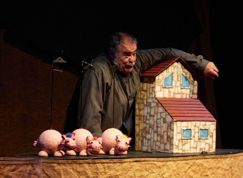 Teatro Arbolé traslada la magia de sus títeres a La Rioja, Cantabria, Asturies y León