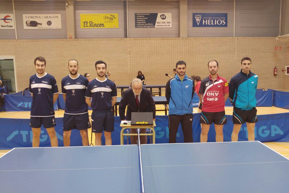 Victorias del CN Helios en División de Honor y Publimax CAI Santiago en Segunda División Masculina