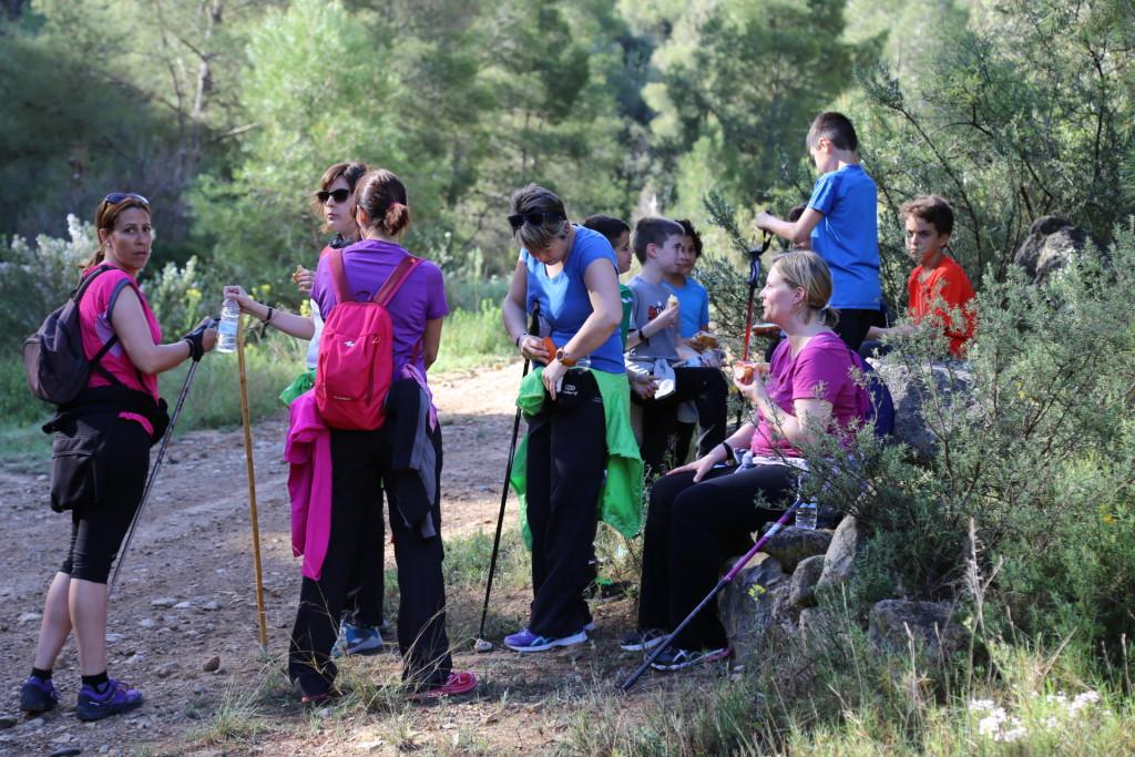 Abierto el plazo de inscripción para participar en la XI Marcha Senderista Villa de Mequinensa