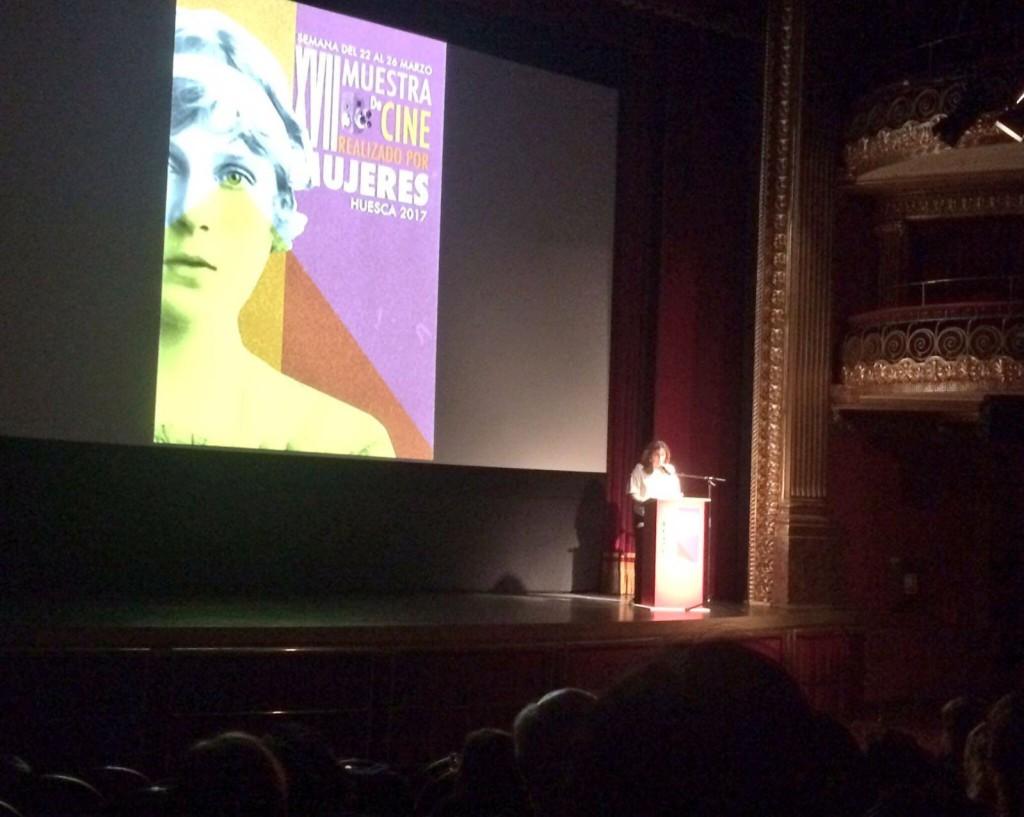 La XVII Muestra de cine realizado por mujeres de Uesca llega a su punto final