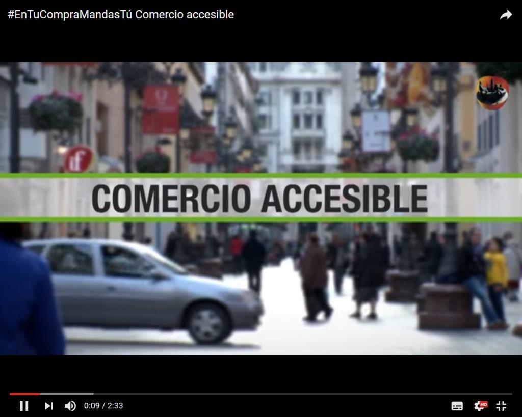 Con la campaña #EnTuCompraMandasTú el Ayuntamiento informa sobre sus derechos a consumidores mayores, jóvenes y con discapacidad