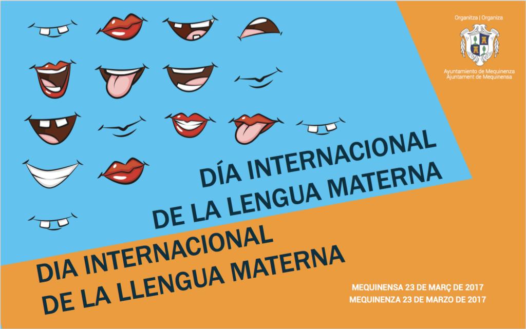 Mequinensa conmemorará el Día Internacional de la Lengua Materna el jueves 23 de marzo