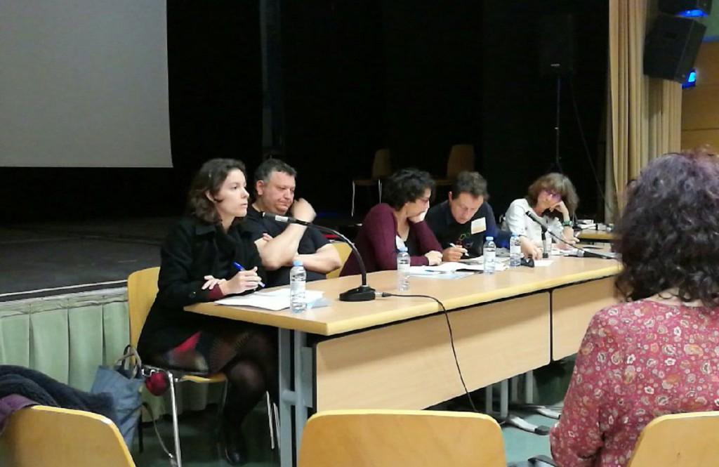 """Zaragoza en Común celebra el I Foro Abierto """"Modelo de Seguridad en una Ciudad de Derechos"""""""